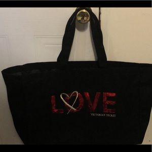 This seasons Victoria's Secret tote bag, NWOT